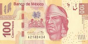Peso Mexicano - MXN