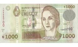 Peso Uruguaio - UYU